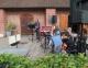 Concert de l'atelier Musique de l'Owase avant le départ