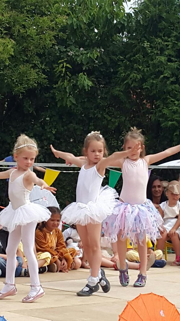 fête de fin d'année Maternelle 2017