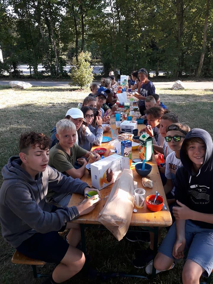 Le camp Ado 2018