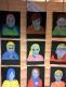 NAP Les CE2 peignent à la maniere d'Andy Warhol