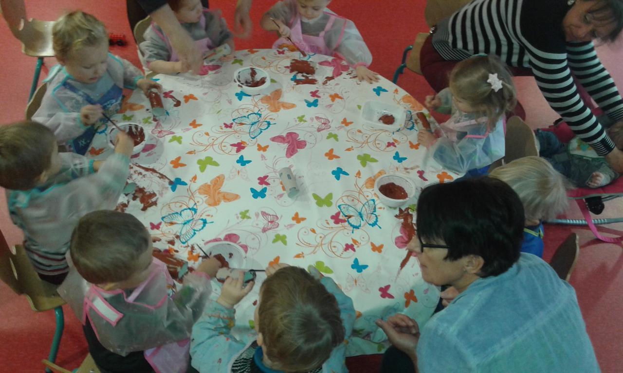 Atelier du Relais d'Assistantes maternelles