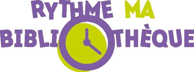 Logo rythme biblio 2