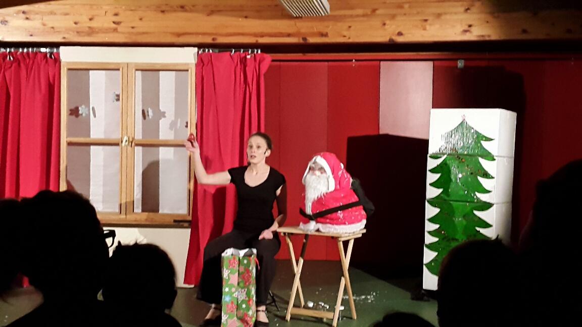 spectacle Etrennes des enfants janvier 2015