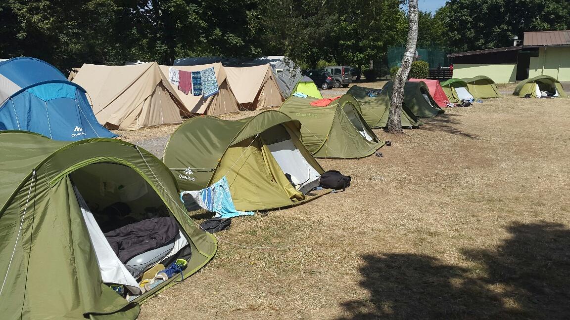 Camp ados 2015 Thonon les Bains