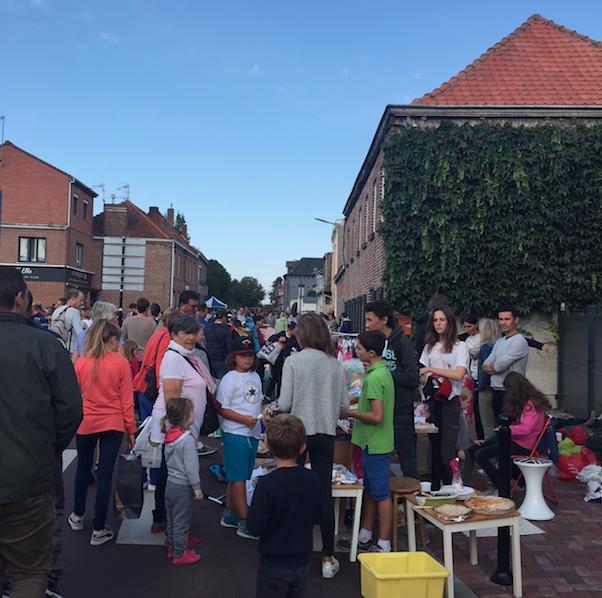 Braderie de Willems 2016