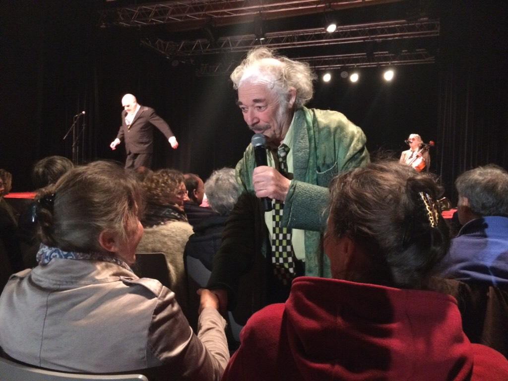Le Prato Cabaret express à Willems Belles sorties