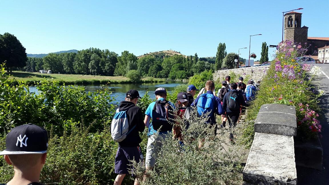 Camp Ados 2016 à Langeac