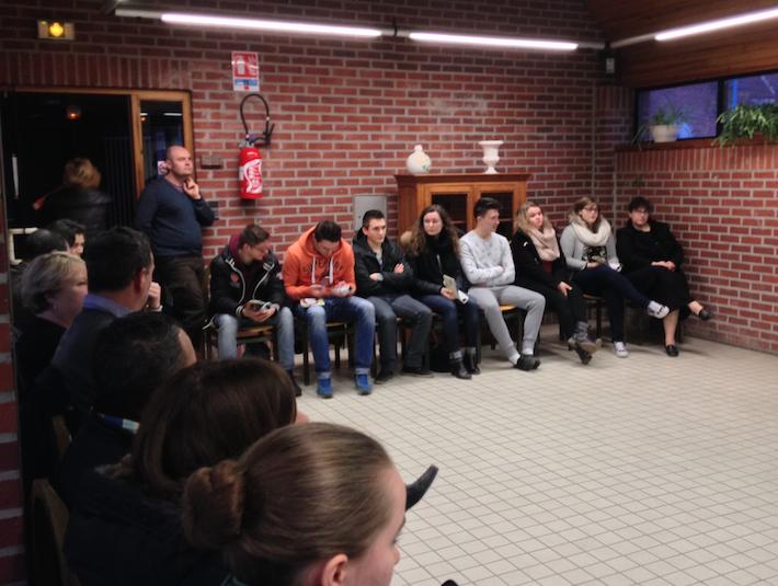 Remise des cartes électorales aux jeunes willemois de 18 ans