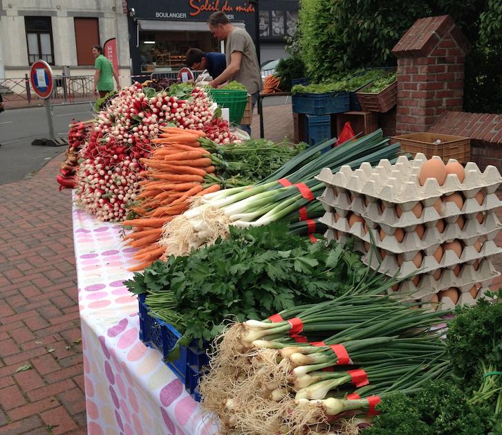 Les légumes d'Armentières