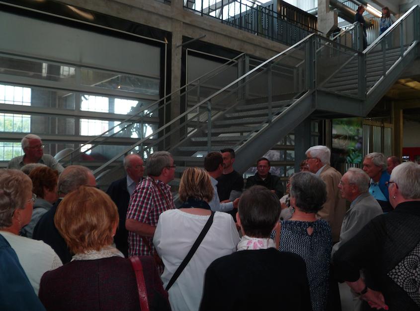 Excursion des aînés Willems 2015