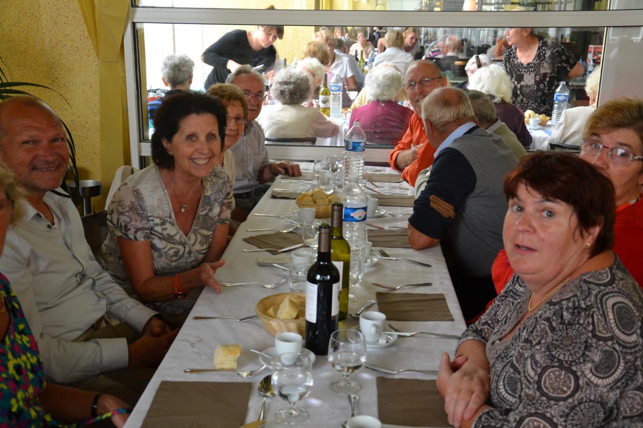 Voyage des ainés Boulogne sept 2014