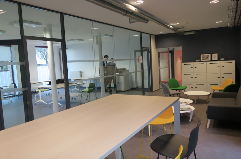 Espace CoWorking Willems et Agrotech