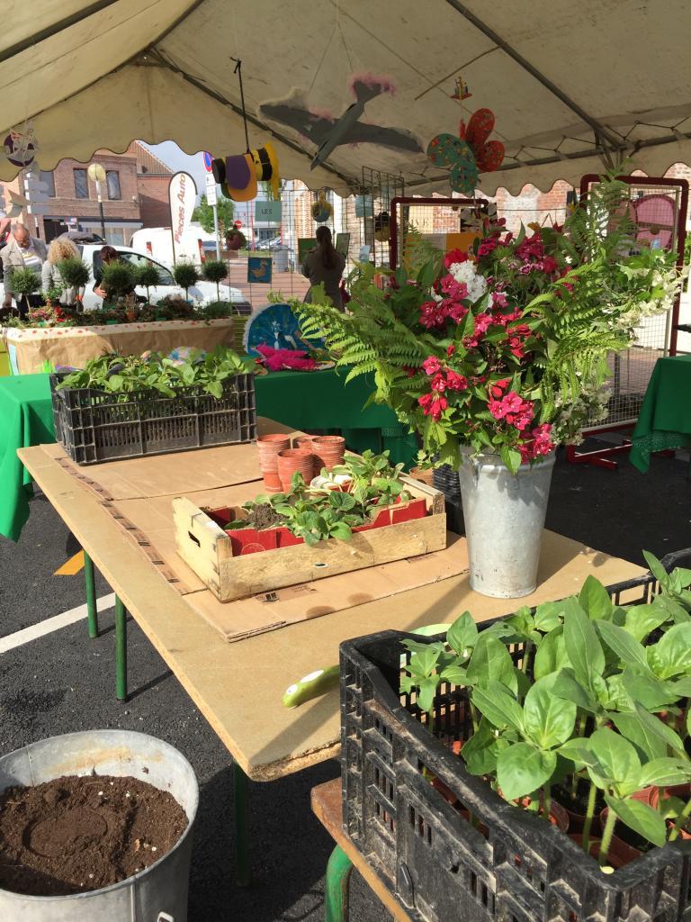 Atelier de plantation pour les petits Fête de la nature