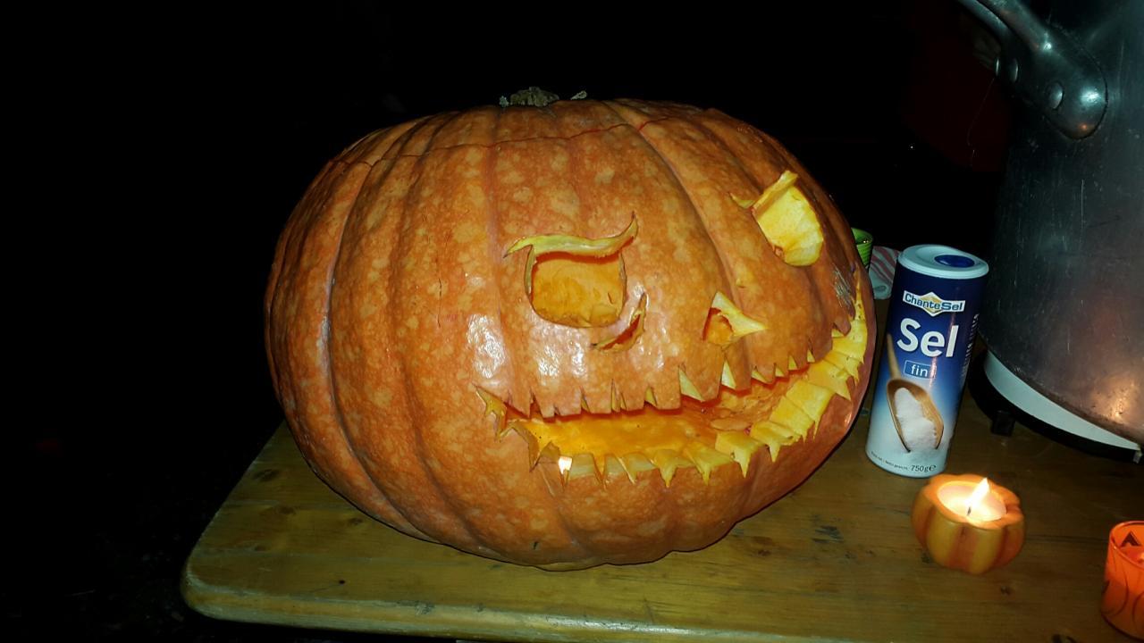 Halloween 2016 à l'espace Jeunes
