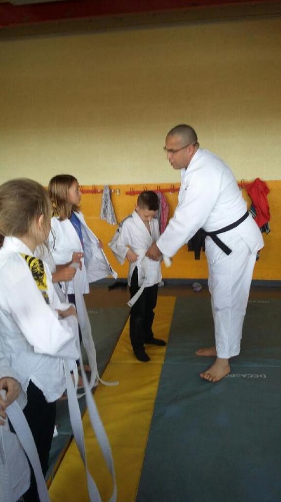 NAP : cours de Judo