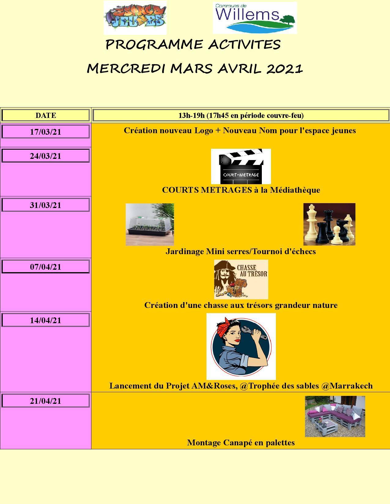 Programme mercredi mars avril 2021 page 001